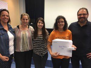 Entrega de premios concursos de prevención de la drogodependencia