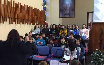 Festividad en Honor a San Juan Bosco