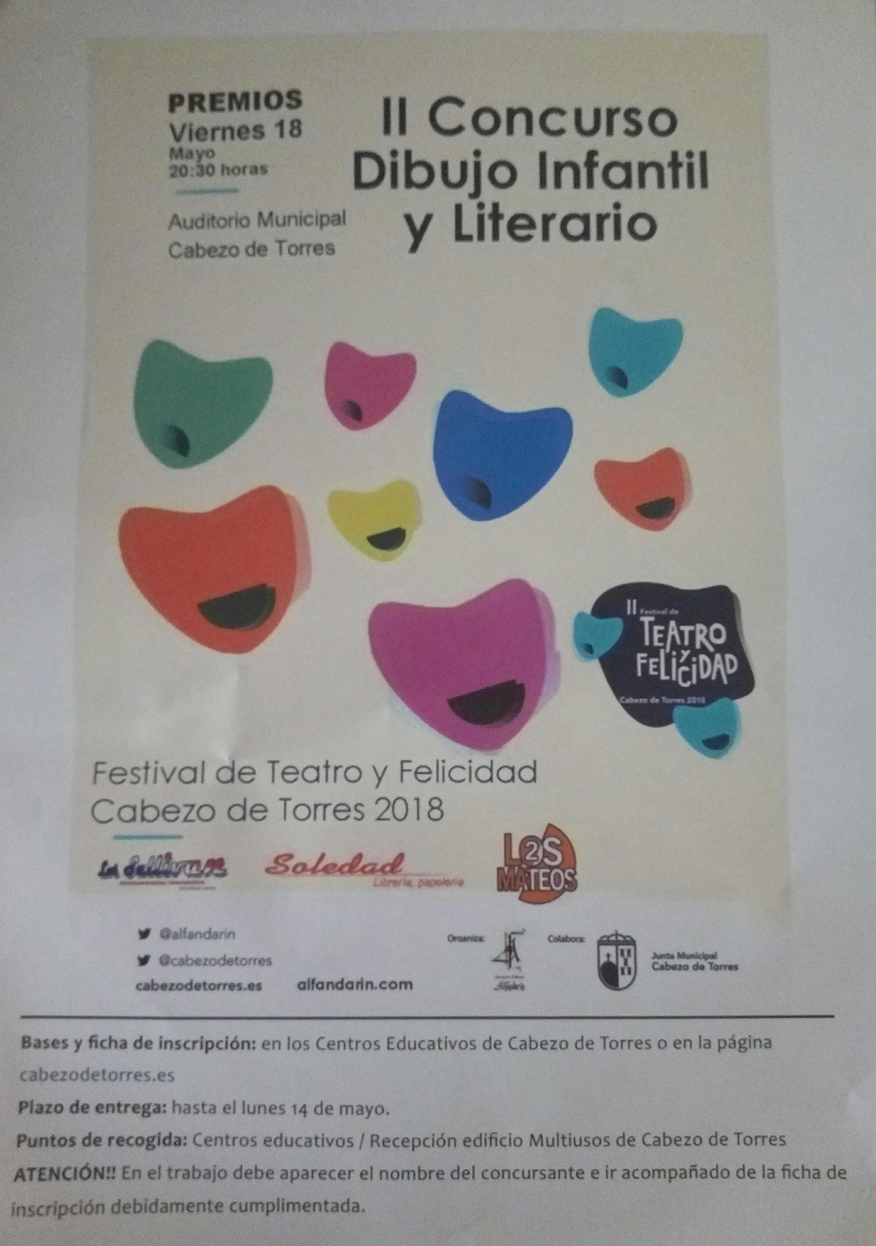 II Festival de Teatro y Felicidad