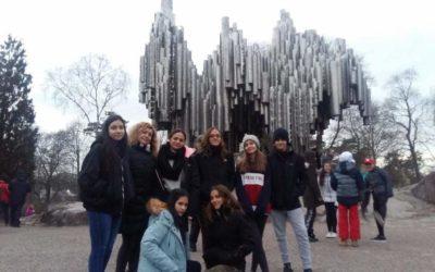 Crónica experiencia Erasmus + Finlandia