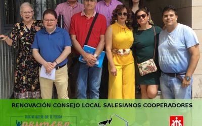Salesianos Cooperadores Cabezo Renueva su consejo local