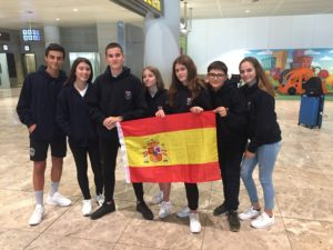 Erasmus + en Lamego (Portugal)